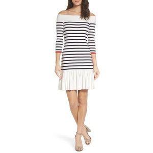 Chelsea 28 knit dress, NWOT, size small, Nautical